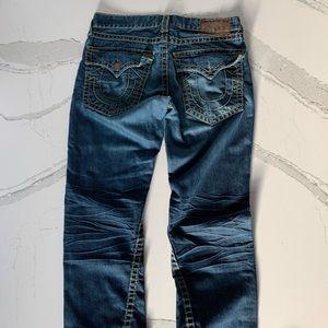 True Religion Jeans - True Religion Joey Super T Men's Jeans 32x31